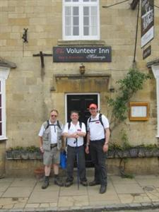 The Cotswold Challenge has been completed